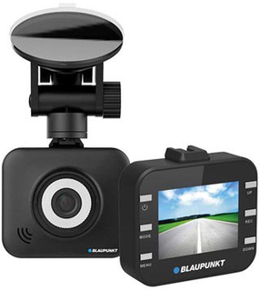 Blaupunkt BP 2.0 Full HD Mini Dashcam - Sort