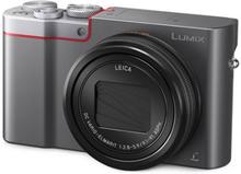 Panasonic Lumix DMC-TZ110 Digitalkamera - Silber