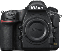 Nikon D850 Kit mit AF-S 24-120mm VR Objektiv SLR-Digitalkamera Gehäuse