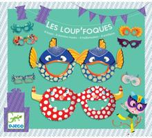Djeco - Les Loup Foques