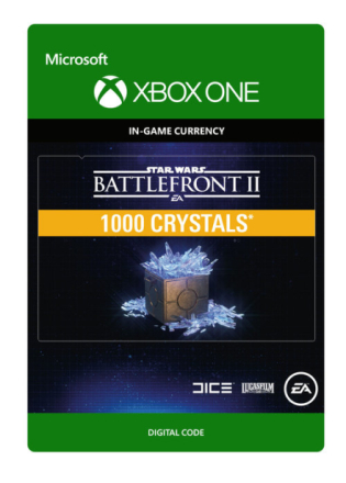 STAR WARS Battlefront II: Crystals Pack 1000 - CDON.COM