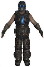 Gears of War 3 - COG Soldier - S3