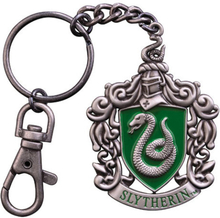 Harry Potter - Metal Keychain Slytherin