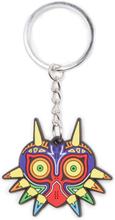 Legend of Zelda - Majora's Mask Rubber Keychain
