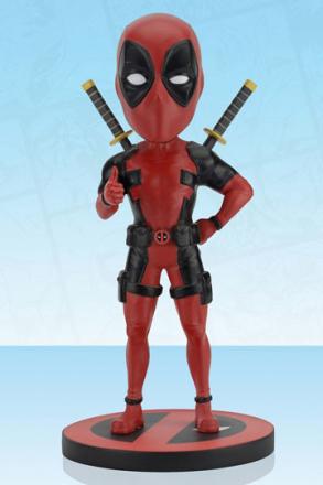 Head Knocker - Classic Deadpool