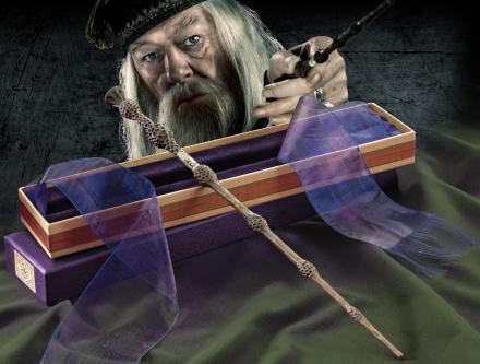 Harry Potter Ollivanders Wand - Dumbledore