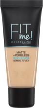 Maybelline Fit Me Matte Poreless Foundation 130 Buff 30ml