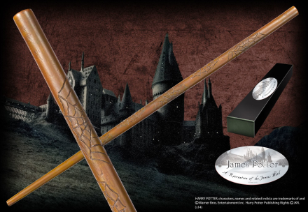 Harry Potter Wand - James Potter