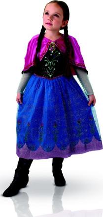 Anna Frost Lyxig maskeraddräkt med musik Barn