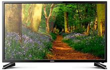 "Television Grundig VLE4820 24"" HD Svart"