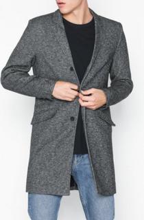 Only & Sons onsJULIAN King Coat Otw Jackor Mörk Grå