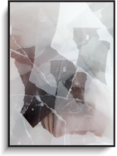Northern Story Eyes 9 Cracks poster poster – 70x100 cm
