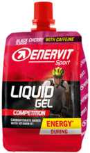 Enervit Liquid Gel Competition Black Cherry m. koffein