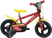 """Dino Bikes Barncykel Cars 3 röd 12"""" DINO356017"""