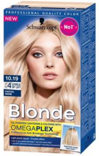 Schwarzkopf Poly Blonde Hårvård & Styling 10.19 Frosted Pastel