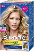 Schwarzkopf Poly Blonde M2 Medium Slingor