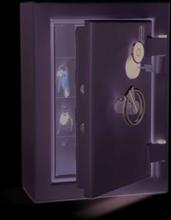 Nyckelsäkerhetsskåp Robursafe RSK 550