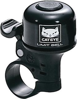 Ringklocka CatEye-Svart