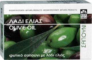 Hårdtvål olivolja 125g