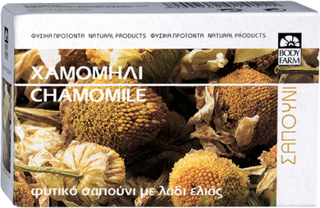 Tvål olivolja Kamomill 125g