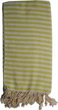Hamam Handduk Mediterranean Olivgrön