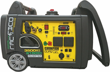 Champion 3300 Watt Inverter Dual Fuel Elverk