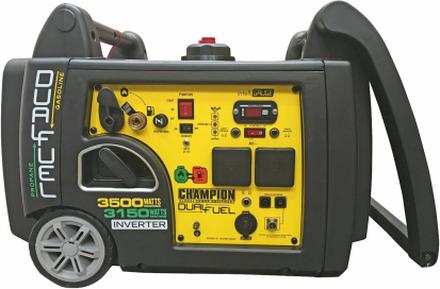 Champion 3300 Watt Inverter Dual Fuel Elverk