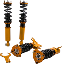 For High Performance 89-93 Nissan S13 Silvia Sileighty 180/200/240SX Adj Height and Camber Coilover / Shock Absorbers Suspension Kits