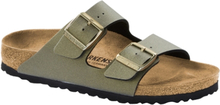 Birkenstock Arizona Icy Metallic Stone Gold