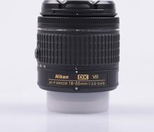 Nikon AF-P DX NIKKOR 18-55mm f/3.5-5.6G VR Objektiv (White Box)