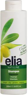 Schampo Natuline Olivolja fett hår