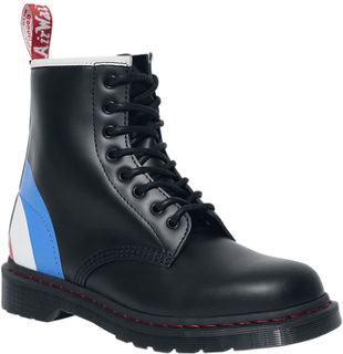 Dr.Martens - 1460 The Who Smooth -Boot - svart