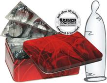 Secura: Nature Feeling, Kondomer, 50-pack