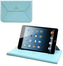 Envelope (Lyseblå) Tablet 8 inch Lær Stand/Pouch