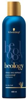 Schwarzkopf Beology Moist Shampoo 400 ml