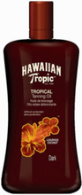 Hawaiian Tropic Tropical Tanning Oil Dark 200 ml
