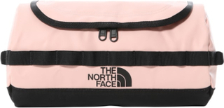 The North Face Base Camp Travel Canister Large toalettmapper Rosa OneSize