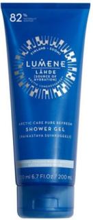Lumene Lähde NORDIC HYDRA Arctic Care Pure Refresh Shower Gel