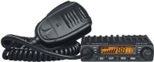 Albrecht AE 6110, 100 mm, 104 mm, 25 mm, LED, Bil CB radio, Sort