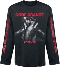 Code Orange - Forever Choking -Langermet skjorte - svart