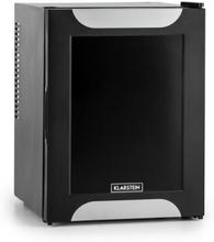 Happy Hour Minibar Minikylskåp 32 l ljudlös A+ Dekordörr svart