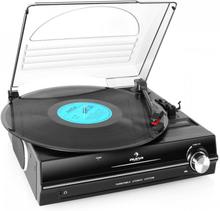928 skivspelare inbyggda högtalare 33 45 RPM
