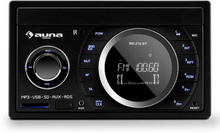 MD-210 BT RDS Autoradio Bluetooth USB SD MP3 Mikrofon 2-DIN 4 x 75 W