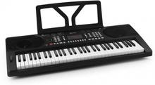 Etude 300 Keyboard 61 Tangenter 300 Röster 300 Rytmer 50 Demos svart