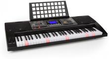 Etude 450 Tränings-Keyboard 61 Tangenter USB-MIDI-Player Lystangenter
