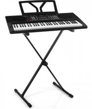Etude 300 keyboard-set stativ svart