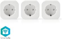 SmartLife Smartplug 3-pack