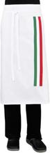 Midjeförkläde med Italiensk flagga