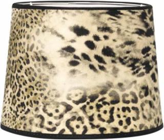 PR Home Lampeskjerm Mønstret Leopard