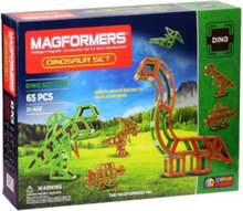 Dinosaur Set - 65 pcs